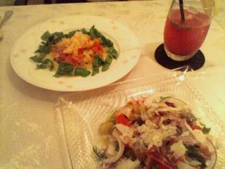 すてきなレストラン1