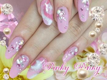 ピンクでプッチ風1